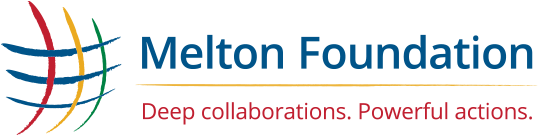 Melton Foundation logo