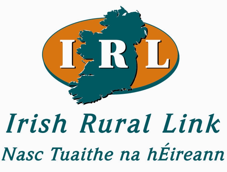 Irish Rural Link logo